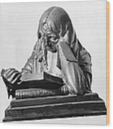 Baruch Spinoza (1632-1677) Wood Print