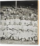 Boston Red Sox, 1916 Wood Print