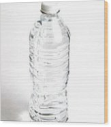 Bottled Water Wood Print