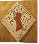 Centres - Tile Wood Print
