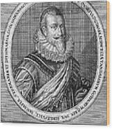 Christian Iv (1577-1648) Wood Print
