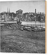 Civil War: Richmond, 1865 Wood Print
