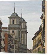 Colegiata De San Isidro Wood Print
