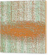 Color Rust Wood Print