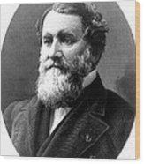 Cyrus Mccormick, American Inventor Wood Print