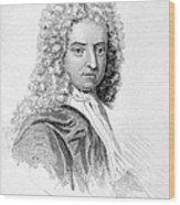 Daniel Defoe (c1659-1731) Wood Print