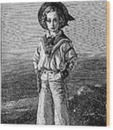 Edward Vii (1841-1910) Wood Print
