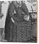 Elizabeth I (1533-1603) Wood Print