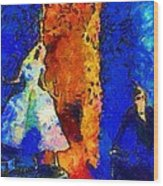 Fashion 310 Wood Print