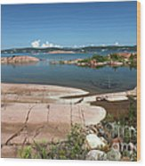 Georgian Bay, Canada Wood Print