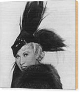 Goin To Town, Mae West, 1935 Wood Print by Everett