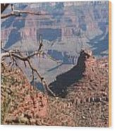 Grand Canyon National Park Usa Arizona Wood Print