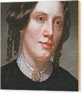 Harriet Beecher Stowe, American Wood Print by Photo Researchers