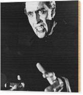 Horror Of Dracula, Christopher Lee, 1958 Wood Print