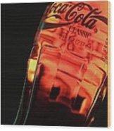 It's In The Formula Wood Print by Scott Allison