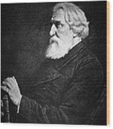 Ivan Turgenev (1818-1883) Wood Print