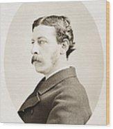 James Gordon Bennett, Jr Wood Print