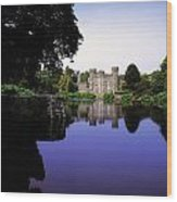 Johnstown Castle, Co Wexford, Ireland Wood Print