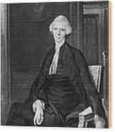 Laurence Sterne (1713-1768) Wood Print