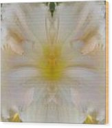 Lily Cloud Wood Print