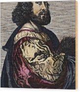 Ludovico Ariosto Wood Print