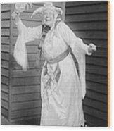 Marie Dressler 1868-1934, Canadian Born Wood Print by Everett