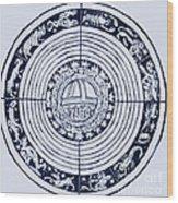 Medieval Zodiac Wood Print by Science Source