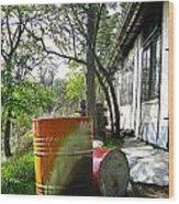 Melnik Bulgaria Wood Print