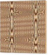 Moveonart Indianprayerart Wood Print