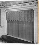 Movie Theaters, Missouri Theater Wood Print