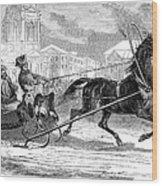 Nicholas I (1796-1855) Wood Print