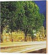 Oconnell Street, Dublin, Ireland Wood Print