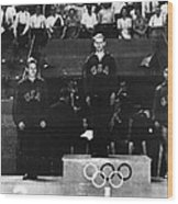Olympic Games 1948 Wood Print