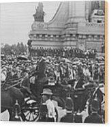 Pan-american Expo, 1901 Wood Print by Granger
