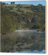 Parc Cwm Darran Wood Print