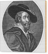 Peter Paul Rubens Wood Print