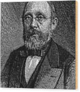 Rudolf Virchow (1821-1902) Wood Print