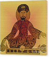 Saladin, Sultan Of Egypt And Syria Wood Print