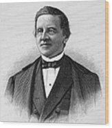 Samuel J. Tilden (1814-1886) Wood Print