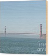 San Francisco Harbour Wood Print