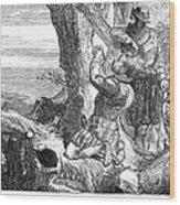 Sir Francis Drake (1540-1596) Wood Print
