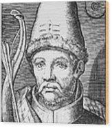 Tamerlane (1336?-1405) Wood Print