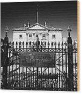 The Royal Bank Of Scotland Edinburgh Scotland Uk United Kingdom Wood Print