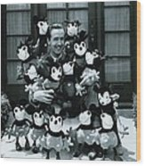 The Walt Disney Family Museum Wood Print