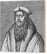 Thomas Cranmer (1489-1556) Wood Print