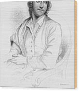 Thomas Gray (1716-1771) Wood Print