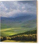 Umbria Wood Print