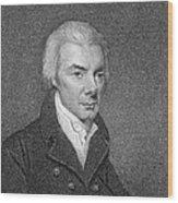 William Wilberforce Wood Print