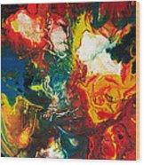2010 Untitled Series #5 Wood Print