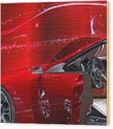 2013 Lexus L F - L C Wood Print